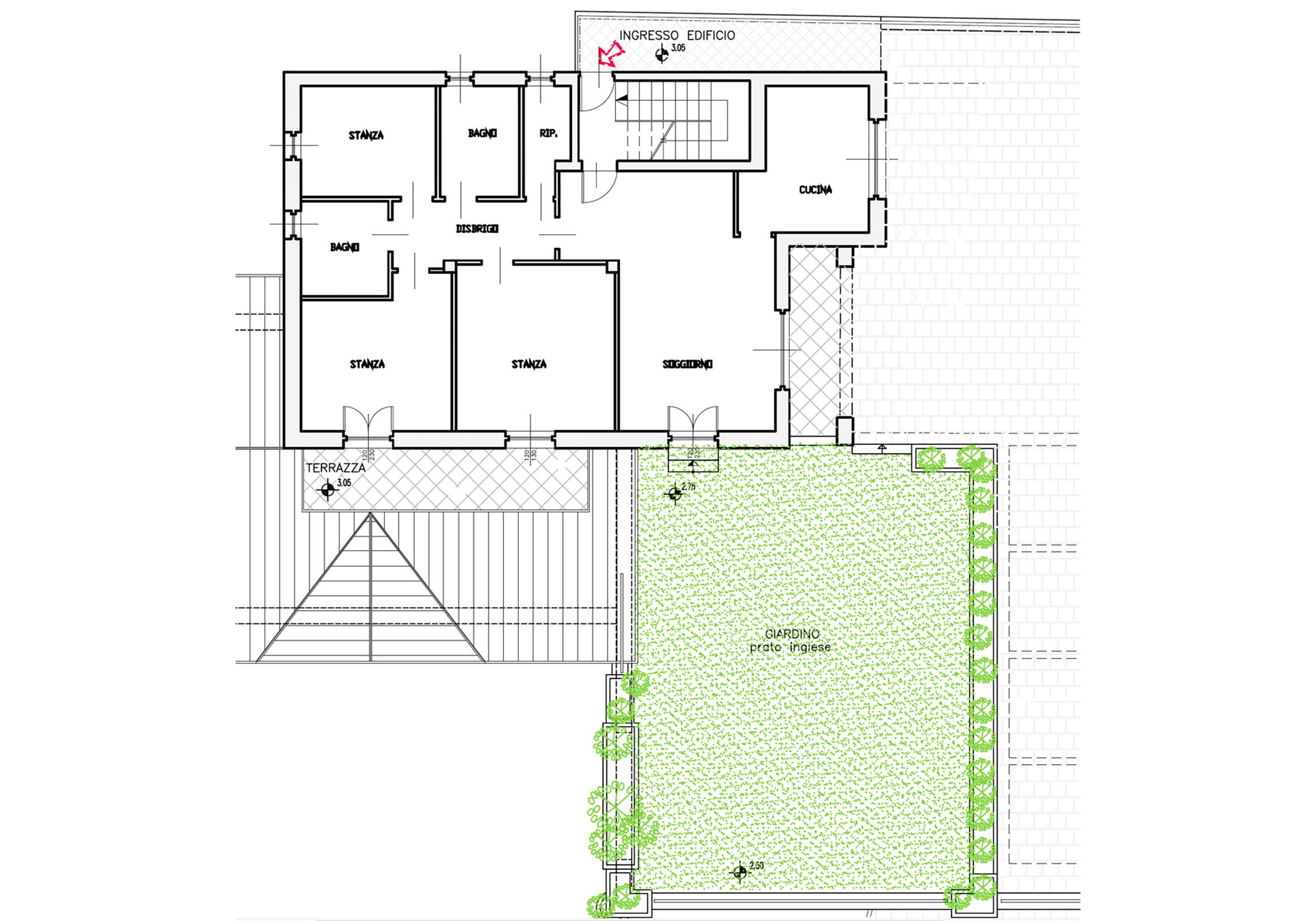 Casa Ideale Per 3 Persone casa orso grigio   appartamenti centrale - andalo